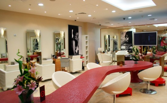 Salon Designers LA Design Services