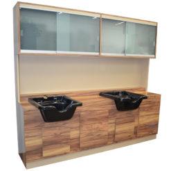 Deluxe Shampoo Cabinet