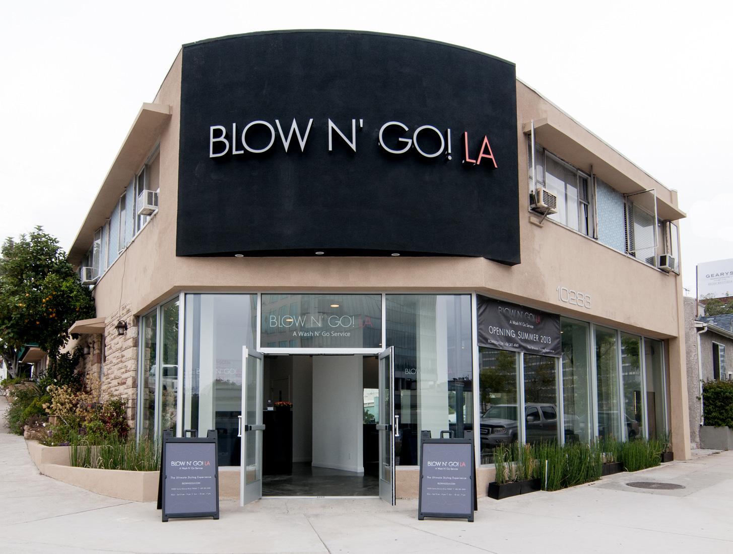 Blow N Go Salon