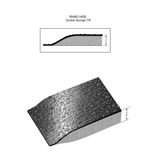 Rhino Hide Series Floor Mat