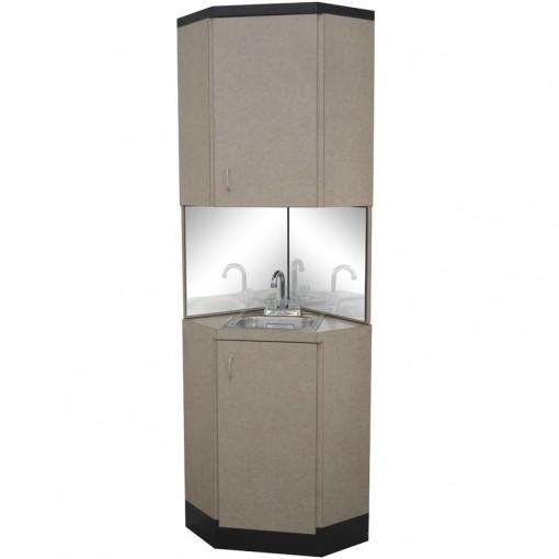 Corner Utility Cabinet