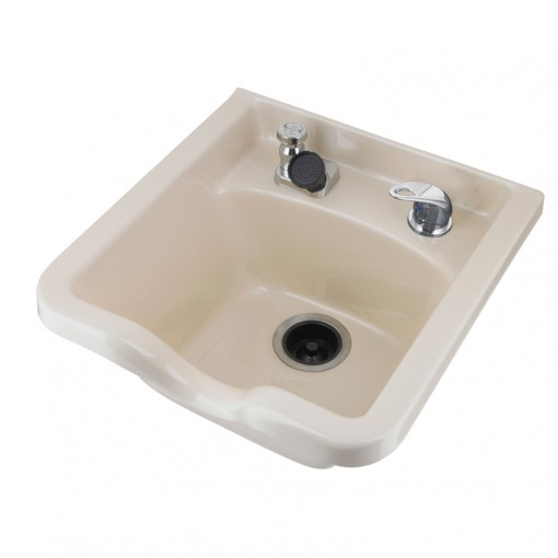 M10 Fiber Glass Shampoo Bowl