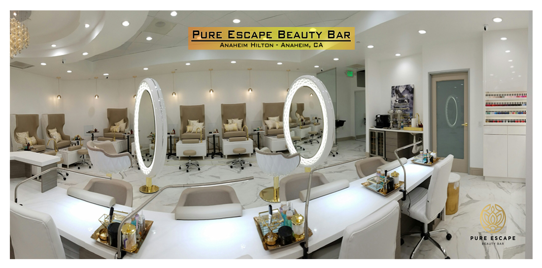 Pure Escape Beauty Bar