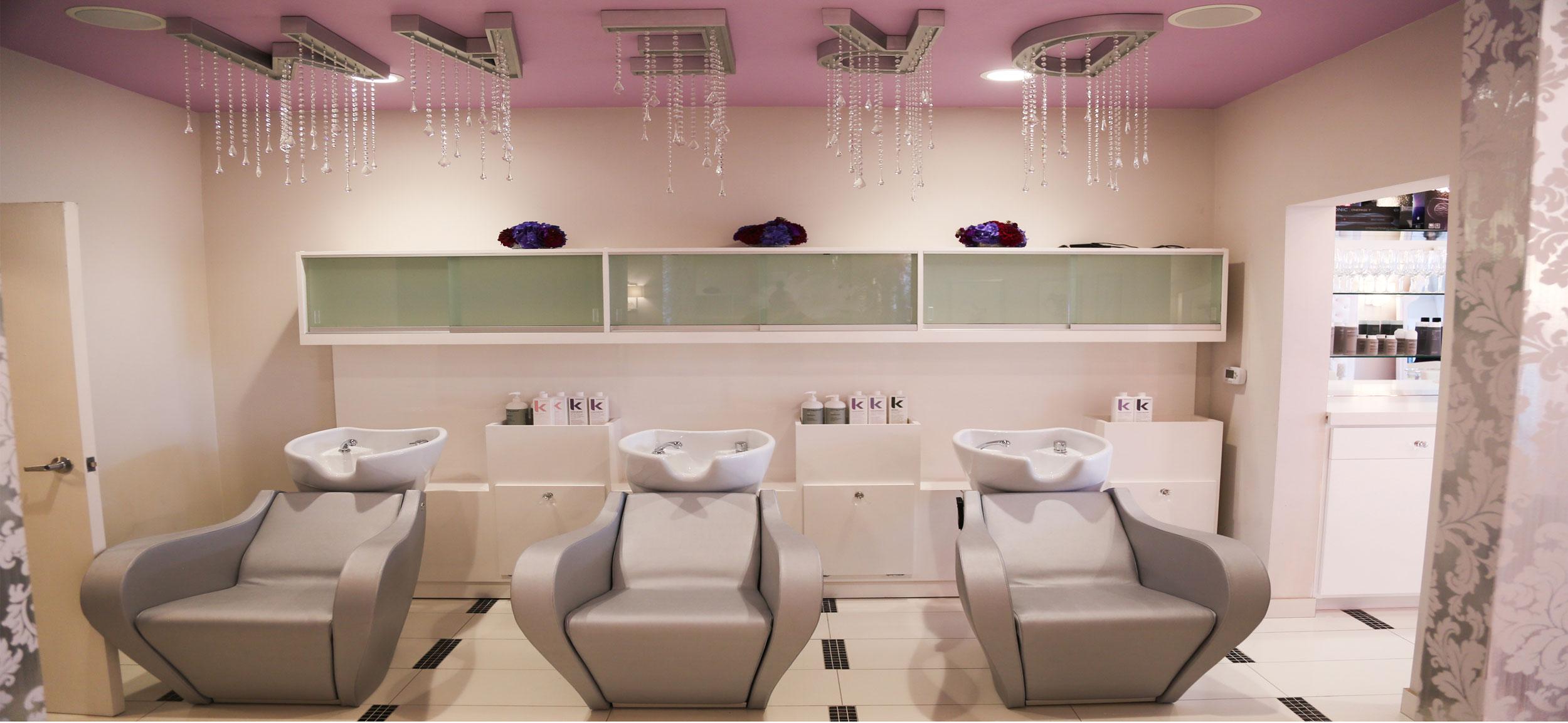 Shampoo Stations