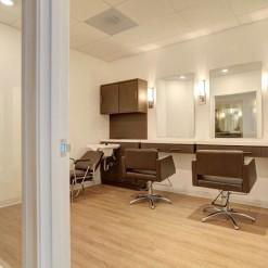Regency Salon Double Studio Back
