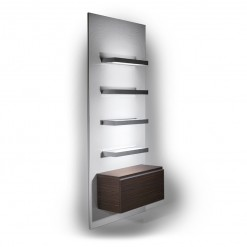 Artform Store Wall-Mount Retail Display