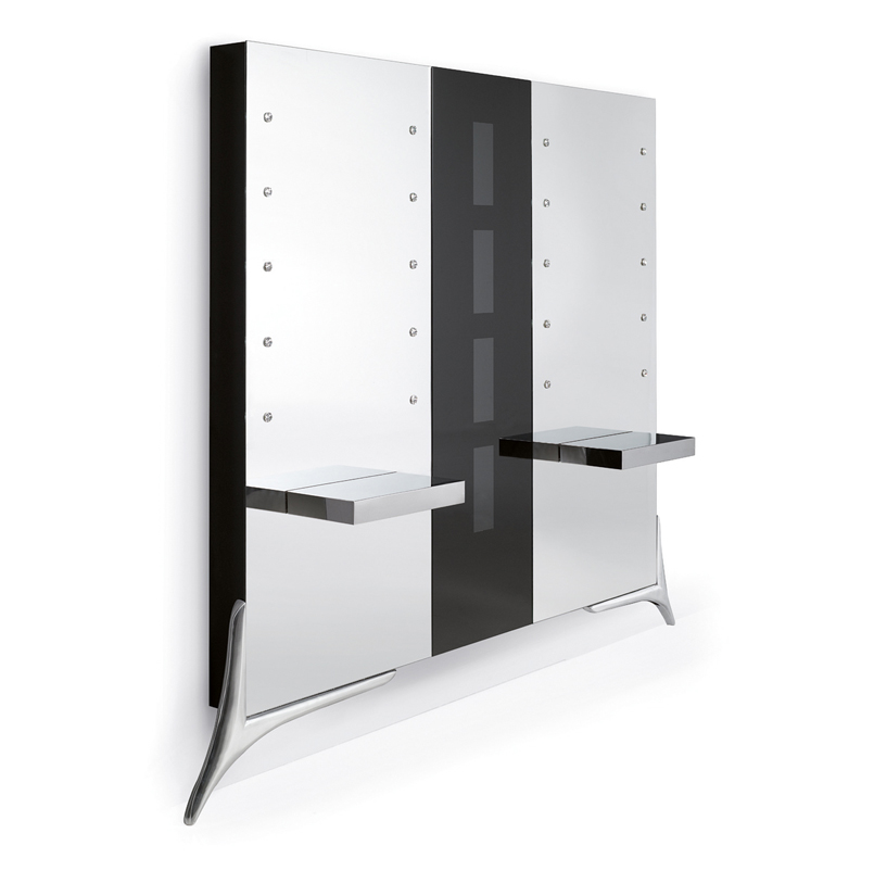 Platinette II Wall Styling Unit