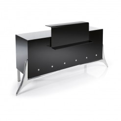 Platoir Swarovsky Salon Reception Desk