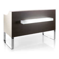 Sledesk Reception Desk