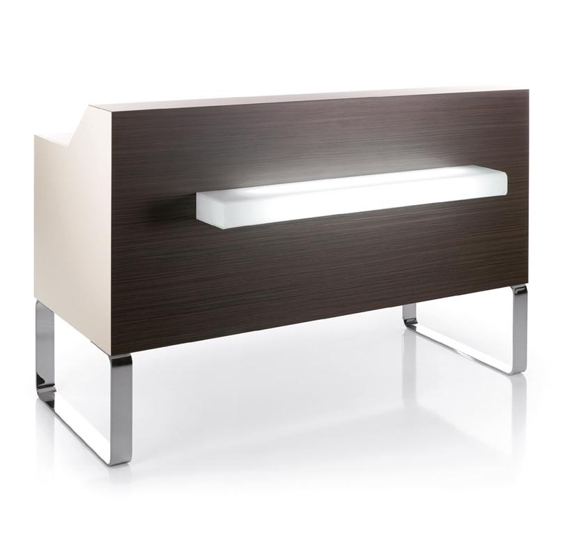 Sledesk Reception Desk