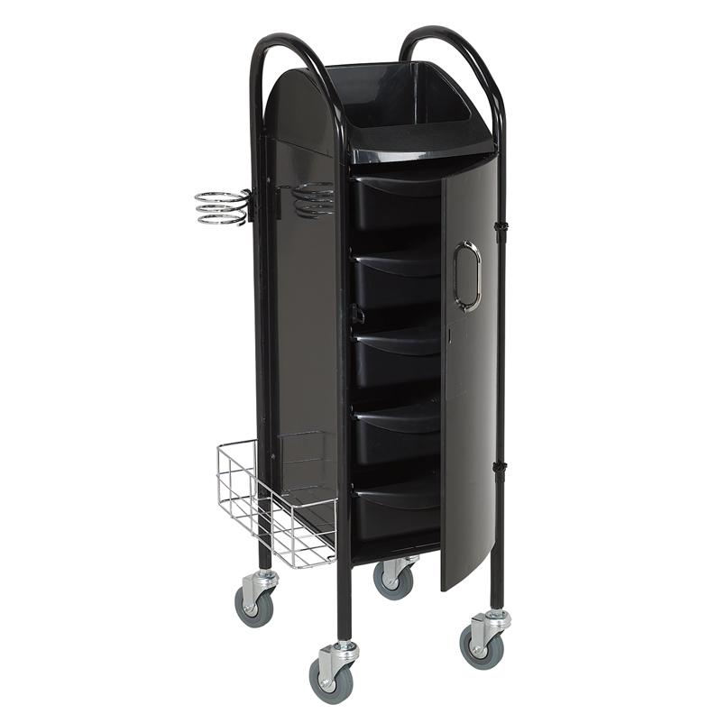 Porter rolling storage (open)