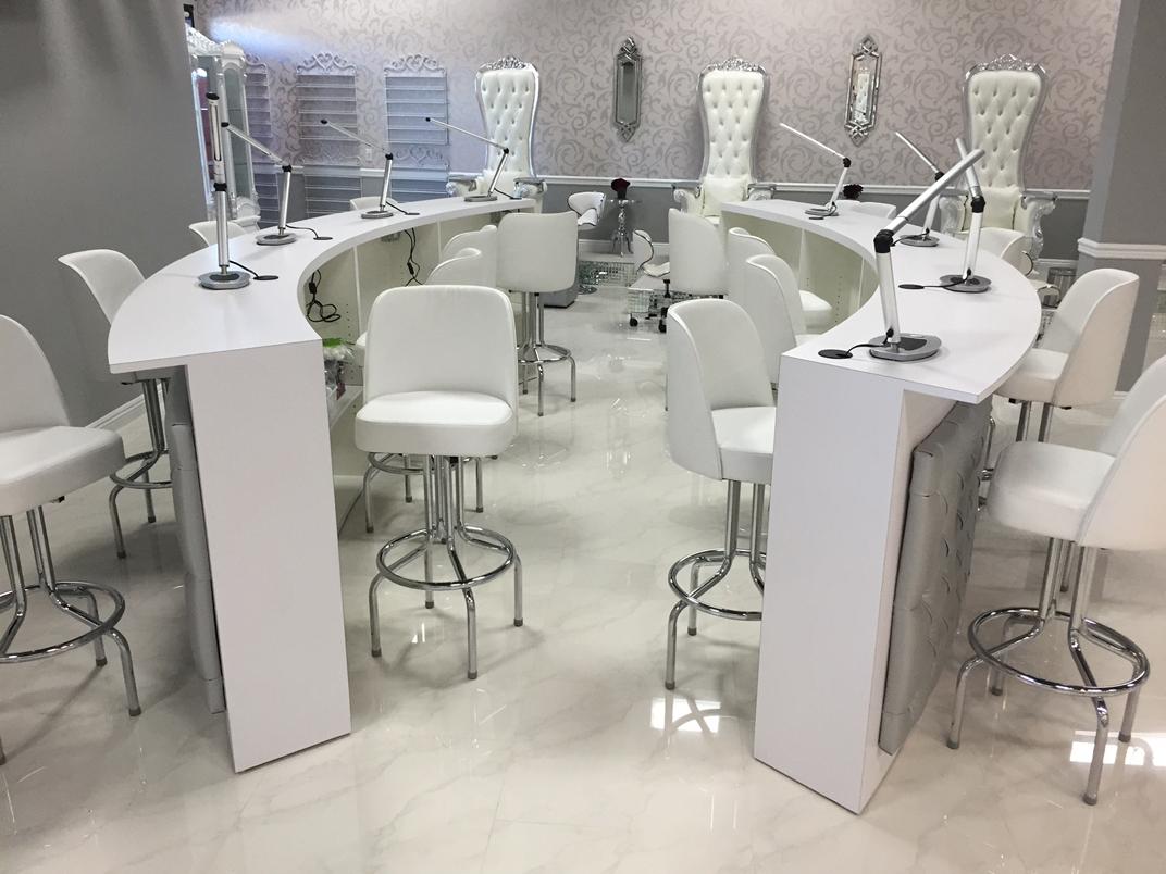 Vernis Nail Bar Salon Designers La
