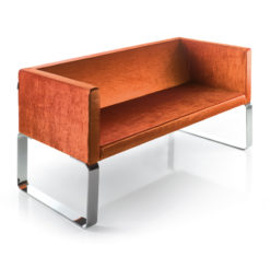 Kubibench Two-Seater Waiting Bench