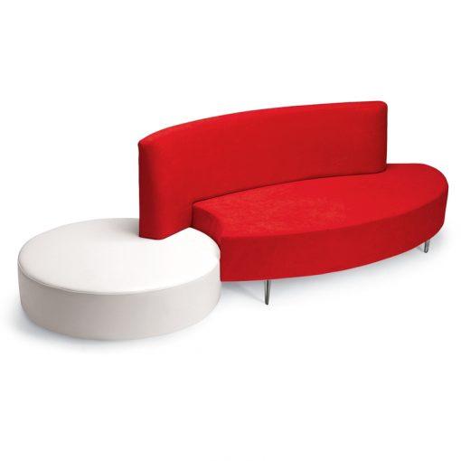 Sundial Two/Three-Seater Waiting Sofa